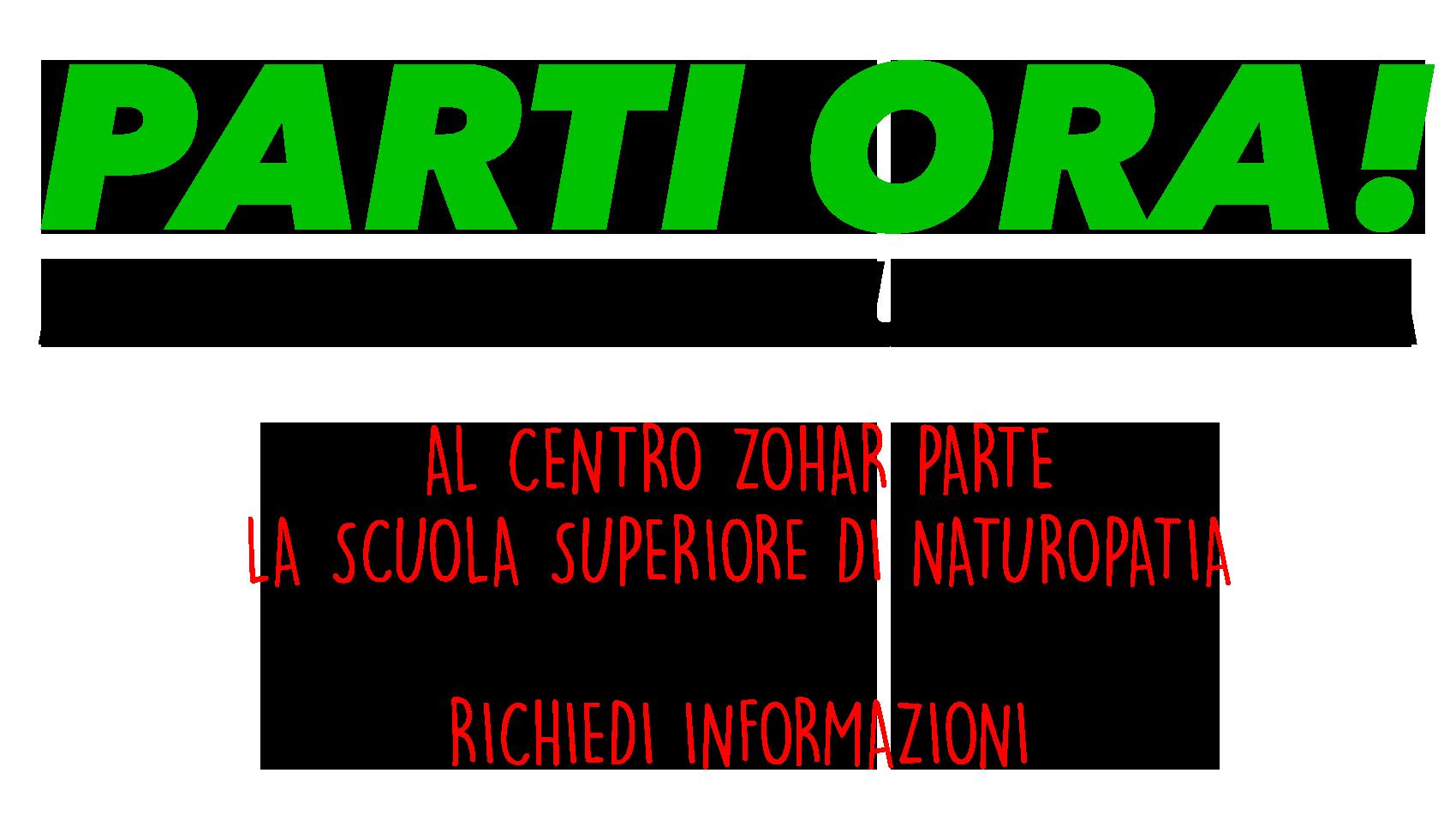 Centro Zohar Diventa Naturopata