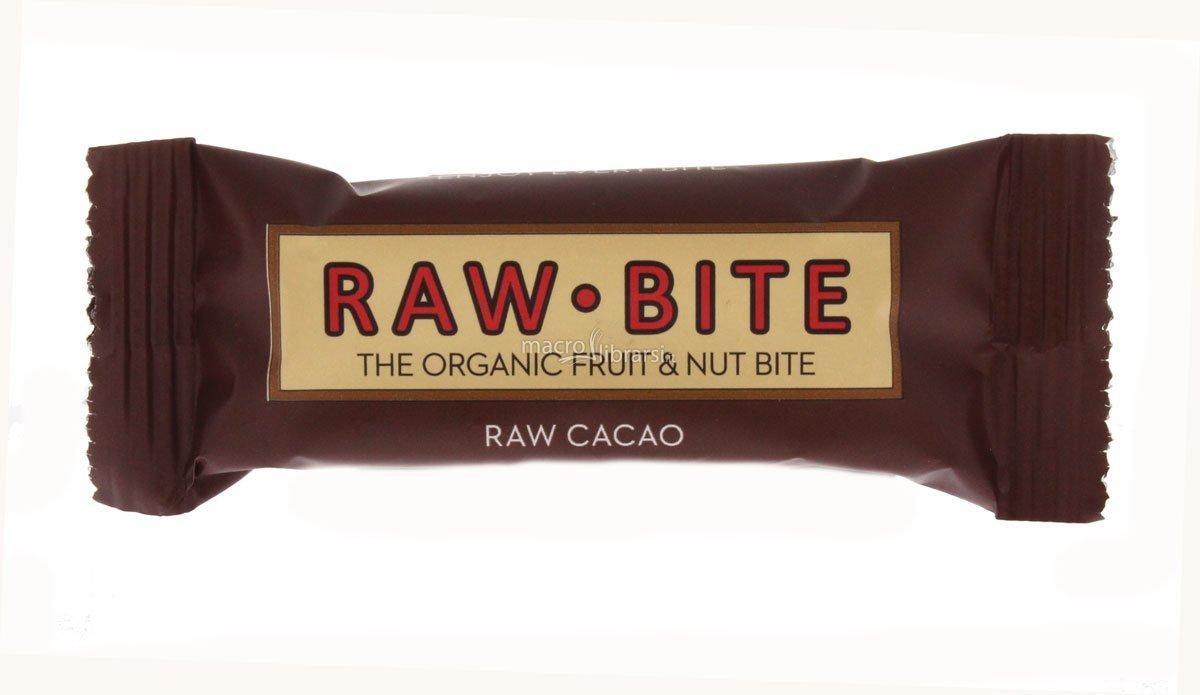 Centro Zohar - Barretta Raw Bite - Cacao