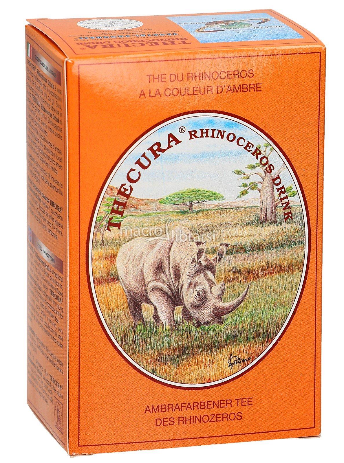 Centro Zohar - Bevanda Tradizonale Sudafricana - Thecura Rhinoceros Drink