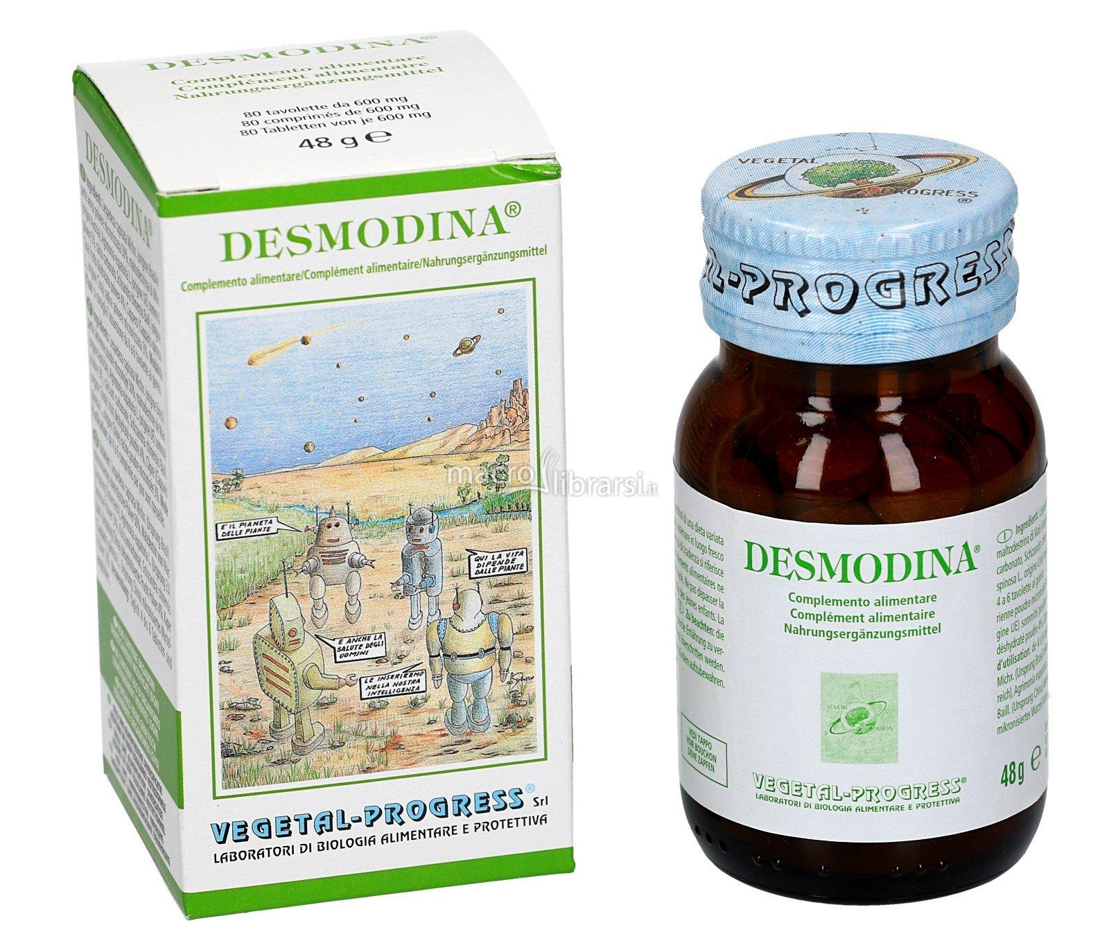 Centro Zohar - Desmodina - Integratore di Piante e Derivati