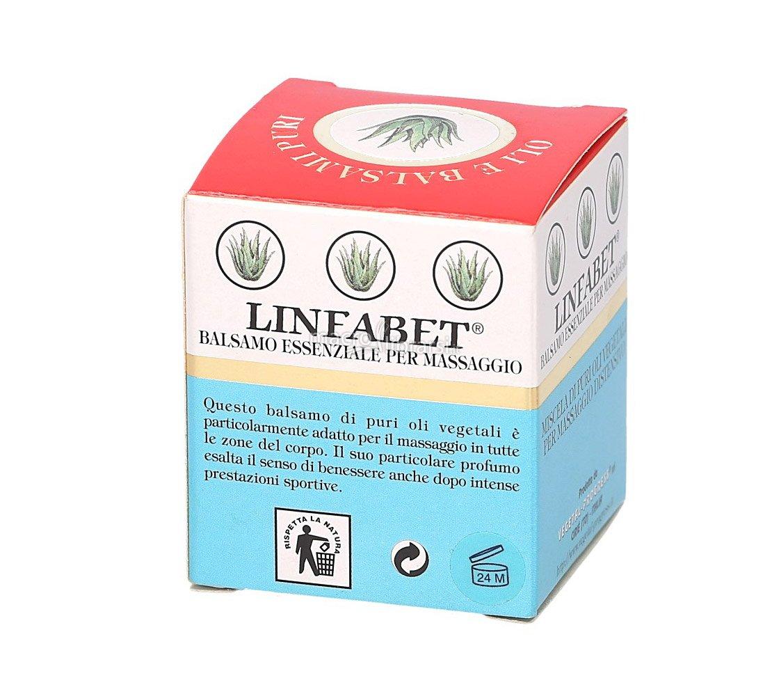 Centro Zohar - Linfabet - Balsamo Essenziale per Massaggio
