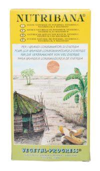 Centro Zohar - Nutribana - Farina di polpa di Banana