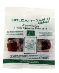 Centro Zohar - Soldatt Caramelle Bonbons al Lichene