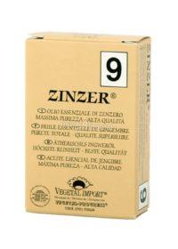Centro Zohar - Zinzer - Olio Essenziale